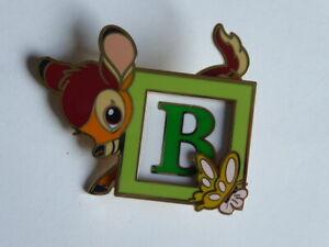 Disney Trading Pins Dssh Bambi Baby Block