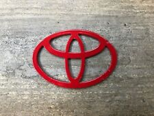 Toyota Key chain, mirror hanger, Christmas ornament - Powder Coated  FREE SHIP!