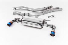 MILLTEK BMW M140i 3 e 5 PORTE Cat Indietro Scarico Race non RES bruciato ti GT90 SSXBM1049