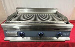 Charcoal Grill 3 Burner, Natural Gas