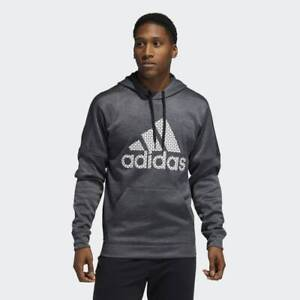 adidas Team Issue Badge of Sport Grid Hoodie FR8271
