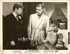 CLARK GABLE CARROLL BAKER BUT NOT FOR ME ORIG VINTAGE FILM STILL #1
