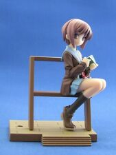Melancholy Suzumiya Haruhi Yuki Nagato promo mini Figure official anime Authenti