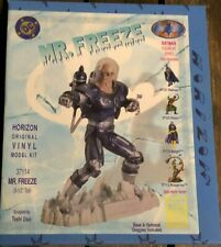 "Mr.Freeze The Vinyl Kit by Horizon made in Japan 9-1/2"" tall  #37114 DC Batman"