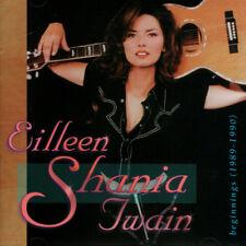 (CD) Eilleen Shania Twain - Beginnings: 1989-1990  (Dec-1999, Jomato)