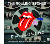 THE ROLLING STONES / BIRD'S VAULT VOL.1&2 Japan Press  2xCD ■ F/S