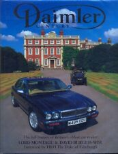 Daimler Century - Lord Montagu and David Burgess-Wise - superb book