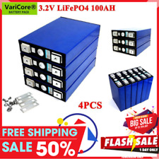 3.2V 100Ah LiFePO4 battery pack iron phosphat Motorcycle Electric Car Solar
