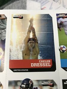Caeleb Dressel SI for Kids 2019 Sports Illustrated #864 Swimmer US
