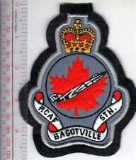 Canada Royal Canadian Air Force RCAF CF-104 Starfighter CFB Airbase Bagotville
