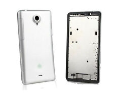 Fascia Housing Battery Cover For S. Xperia T LT30  LT30i  LT30P White + Tools