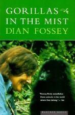 Gorillas in the Mist by Dian Fossey (2000, Paperback)