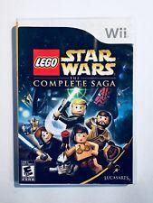LEGO Star Wars: The Complete Saga-Nintendo Wii, 2007
