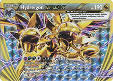 Pokemon Steam Siege Hydreigon BREAK 87/114  Rare BREAK Card