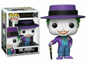 funko pop vinyl heroes the joker batman 1989 no.337