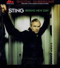STING Brand New Day RARE OUT OF PRINT DTS 5.1 SURROUND SOUND DISC The Police