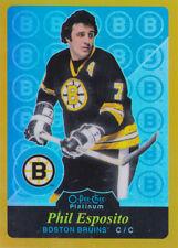 15-16 OPC Platinum Phil Esposito /149 Retro GOLD RAINBOW Bruins 2015