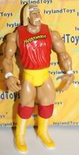 WWE Hulk Hogan Classic Superstars Action Figure Jakks Real Scale Ring Exclusive