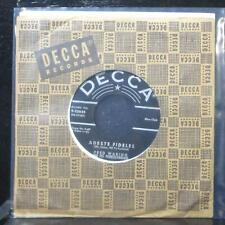 """Fred Waring - Adeste Fideles / Cantique De Noel 7"""" VG+ Decca 9-23644 USA 1950"""