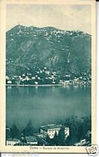 lo 150 Anni 30 BRUNATE (Como) da Borgovico - FP non viaggiata Ed.Brunner