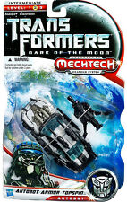 TRANSFORMERS ARMOR TOPSPIN DARK OF THE MOON DOTM MOVIE DELUXE CLASS MISB new