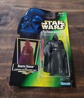 Kenner Darth Vader With Removable Cape Long Saber Action Figure 1997