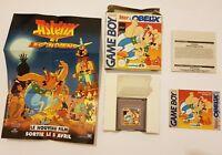 Asterx & Obelix Nintendo Game Boy pal EUR COMPLETO LEER Descripción!!!