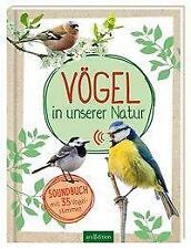 Vögel in unserer Natur von Eva Wagner (2018, Gebundene Ausgabe)