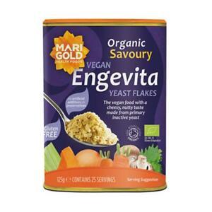 💚 Marigold Organic Yeast Flakes Engevita 125g