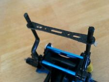 TAMIYA M03 CARBON BODY MOUNT SUPPORT X 1 & REAR ALUMINUM TOWAR BAR X 1 MO3012