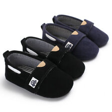 Baby Boys Loafers Car Pattern First Walker Infant Toddler Leather Soft Sole Shoe