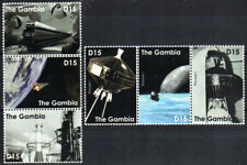Gambia Stamp - Pioneer space program Stamp - NH