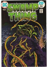 Swamp Thing #8 (Jan-Feb 1974, DC) NM (9.4) Bernie Wrightson art !!