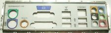 OEM HP Viola/Violet-GL8E M2N78-LA IO I/O Shield Back Plate 510609-001