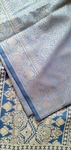 Ladies Beautiful light weight Silk Sari.