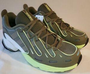 Adidas Eqt Gazelle Men's Sneakers Green Khaki Shoes Casual Size 9.5 NEW EE6991