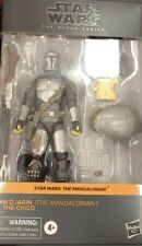 "STAR WARS THE BLACK SERIES 6"" Din Djarin AND THE CHILD Target EXCLUSIVE"