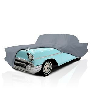 Ultimate HD 4 Layer Semi Custom Car Cover for Kaiser Manhattan 2-Door 1951-1953