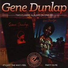 It's Just The Way I Feel/party in Me 5019421604129 by Gene Dunlap CD