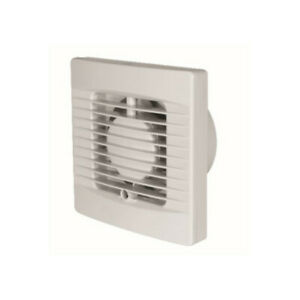 National Ventilation M100 'Monsoon' Axial Extractor Fans 100mm / 4 Inch