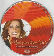 Millie Quesada - Mejor Que A Ti Me Va - Rare Radio Promotional CD Single - 1216