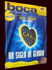 BOCA JUNIORS 100 Years - RARE Soy de Boca Magazine