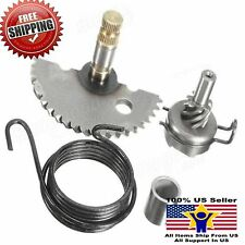 GY6 49cc 50cc 139QMB Kick Start Shaft Gear Chinese Gas Scooter Moped NEW
