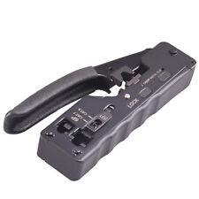 Rj45 Rj12 Crimper Crimping Tools For Cat7 Cat6 Cat5e Cat5 Stp Plugs Network Tool