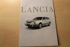 66634) Lancia Lybra SW Prospekt 09/2000