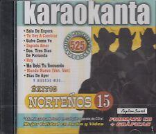 La Leyenda La Firma Pesado Torremte El Plan  Nortenos 15 Karaoke New SEALED