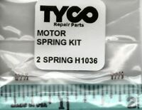NEW MOTOR SPRING TYCO PART # H1036,  KIT FOR TYCO TRAINS MADE IN HONG KONG