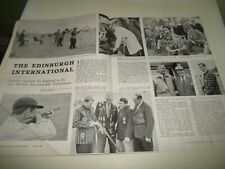 Shooting Times And Country Magazine 22nd July 1965 + Illustrated + Nostalgic