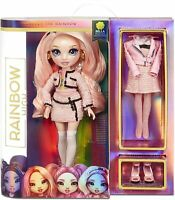Rainbow High Bella Parker Pink Wave 2 Fashion Doll - Brand New In Stock 2021