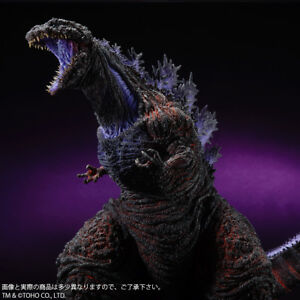 Shin Godzilla 2016 X-Plus Gigantic Ric Toy Limited with Replacement Head Part